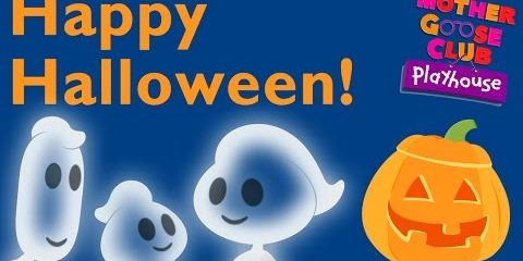 Ghost Family   Halloween Children's Song With Mother Goose Club Playhouse