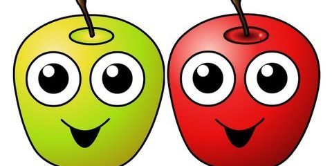 Apples Are Yummy - Learn Fruits & Vegetables