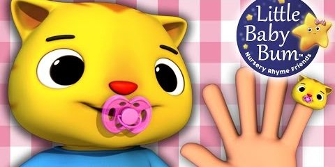 Finger Family - Cat Family | Little Baby Bum | Nursery Rhymes for Babies | Videos for Kids