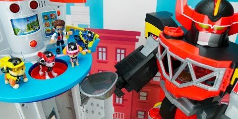 Educational Paw Patrol Rescue Missions for Kids! ONE HOUR Long!