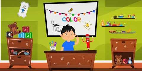 Red Song | Colors for Kids | Learning for Kids