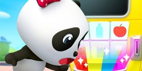What's in Vending Machine?   Baby Panda's Cool Car   Magical Chinese Character   BabyBus Cartoon